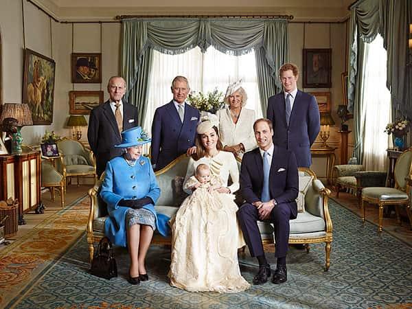 Royal Family Portrait 2013