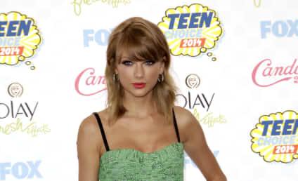 Taylor Swift: SO Happy Selena Gomez Dumped Justin Bieber!