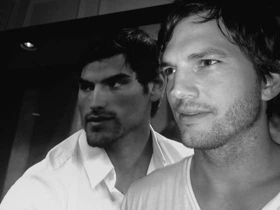 Ashton Kutcher vs. Jared Haibon