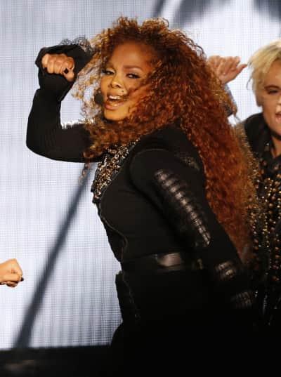 Janet Jackson Dances