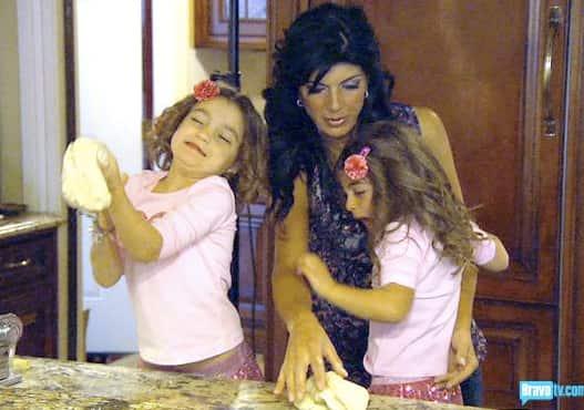 Teresa Giudice, Daughters