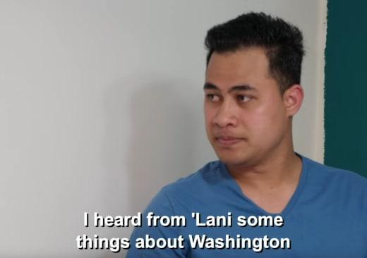 Asuelu Pulaa hears - Low heard what happened in Washington