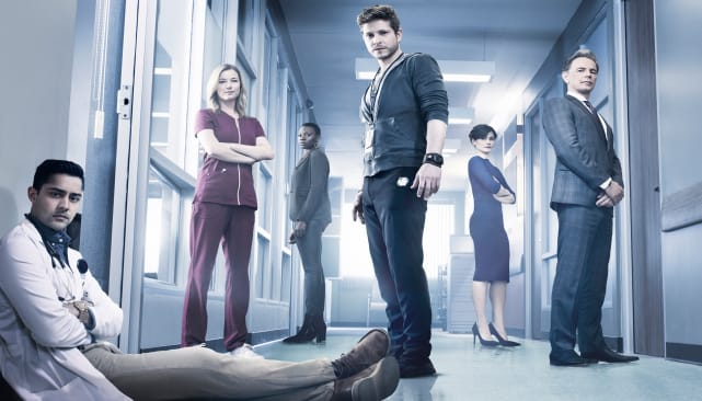 The resident season 1 cast