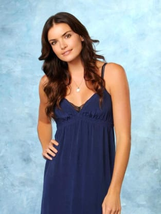 Monica Spannbauer Bachelor Castoff Takes Shot At Ben Flajnik And