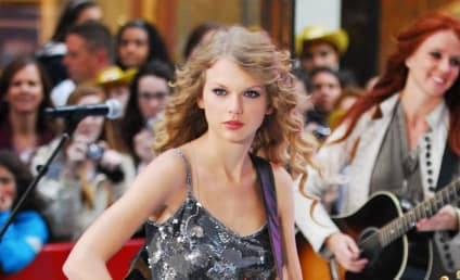Taylor Swift to Launch Fragrance