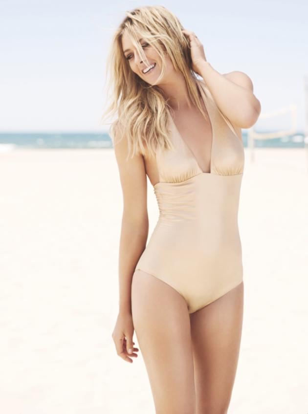 Maria Sharapova Swimsuit Photo