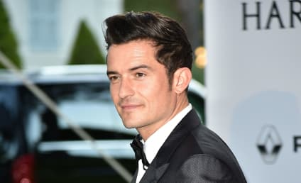 Orlando Bloom: Naked! Aiming Dong at Katy Perry!