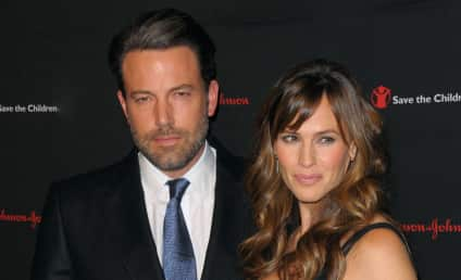 Ben Affleck & Jennifer Garner: Not Back Together, Just BFFs!!!