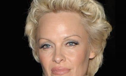 Pamela Anderson: Nude in Purple Magazine!