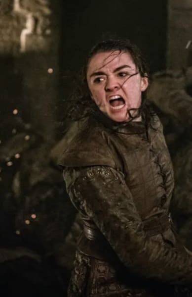 Arya for all the Wins!