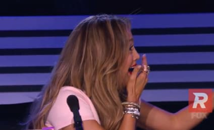 Jennifer Lopez Drops F Bomb on American Idol: OOPS!
