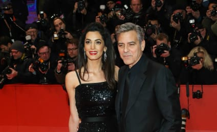 George & Amal Clooney: Expecting Twins!