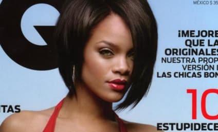 Rihanna: Ravishing in GQ