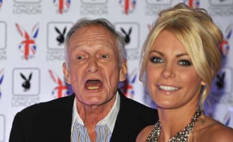 Hugh Hefner and Crystal Harris - 60 Years!