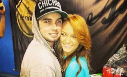 Maci Bookout: Engaged to Taylor McKinney?