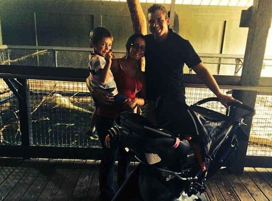 Jenelle and Fam