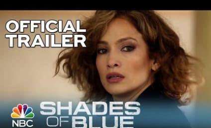 "Jennifer Lopez ""Shades of Blue"" Trailer Tries, Fails to Steam Up Internet"