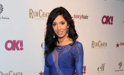 Farrah Abraham to Teen Mom Cast: You Suck! I'm the Only Reason For the Show!