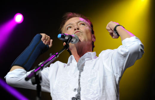 David Cassidy on Stage