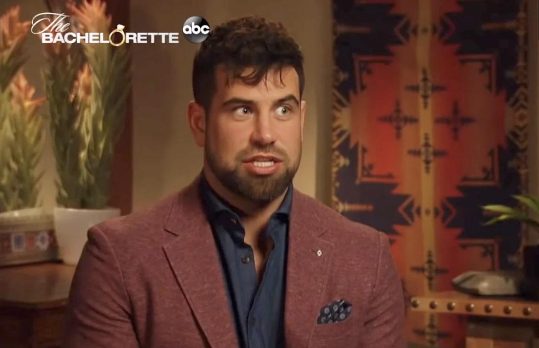 Blake on the Bachelorette - The Hollywood Gossip