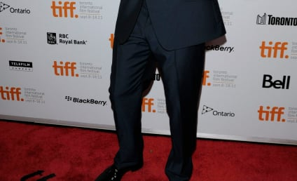 Stacy Keibler and George Clooney Go Public at Toronto Film Festival