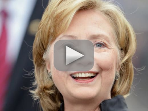 Hillary clinton lesbian video-5099