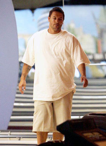 Fat Kevin Federline Picture