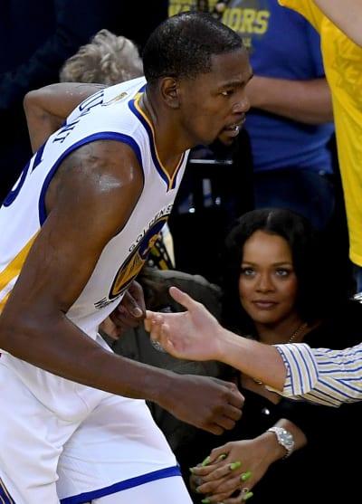 Rihanna vs. KD