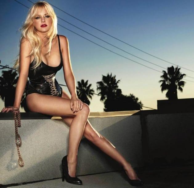 Sexy Anna Faris Photo - The Hollywood Gossip