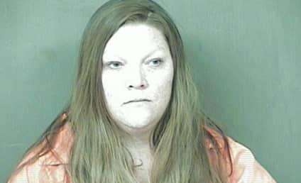 Brandi Favre Arrested in Meth Sting
