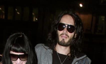 Russell Brand and Katy Perry Might Be Engaged