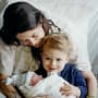 Nicole Phelps, Boomer Phelps, Baby Beckett Richard Phelps