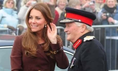 Kate Middleton: Beautiful, Pregnant