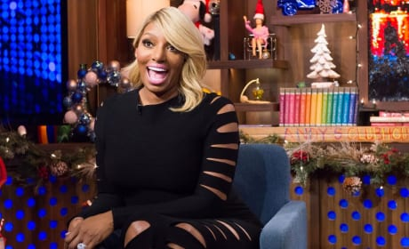 NeNe Leakes Slams The View on Watch What Happens Live