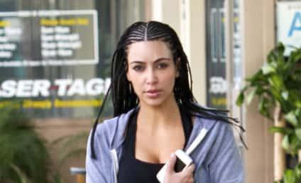 Kim Kardashian with Kornrows: Awful or Awesome?