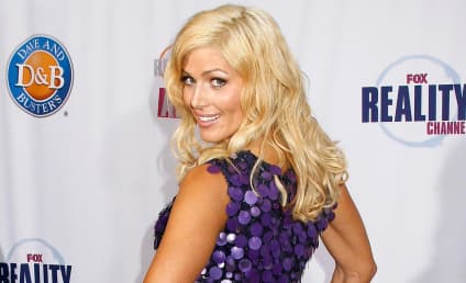 WWE Diva, Torrie Wilson, on Chesty Work Hazards