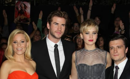 Catching Fire Los Angeles Premiere: See the Photos!
