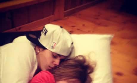 Justin Bieber, Sister
