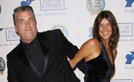 Daniel Baldwin, Wife Joanne