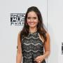 Danica McKellar at the AMAs