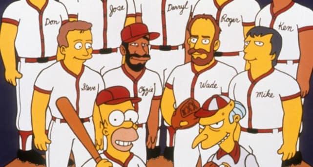 Homer at the Bat (Season 3)