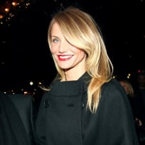 Cameron Diaz at Shrek Party