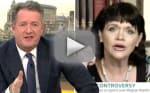 Piers Morgan Berates Samantha Markle: You Little Vulture!