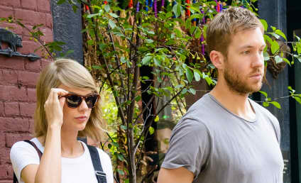 Calvin Harris: Introducing Taylor Swift to Parents!!