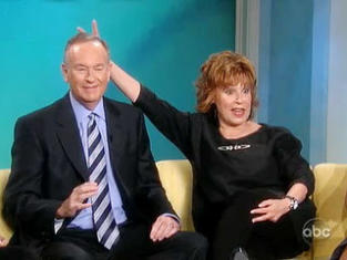 O'Reilly on The View