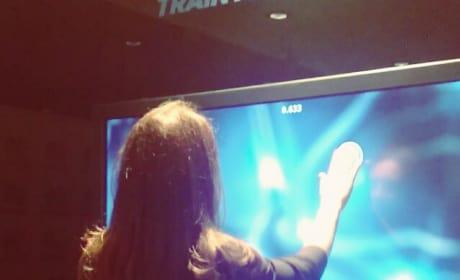 Kate Middleton Playing Video Games!