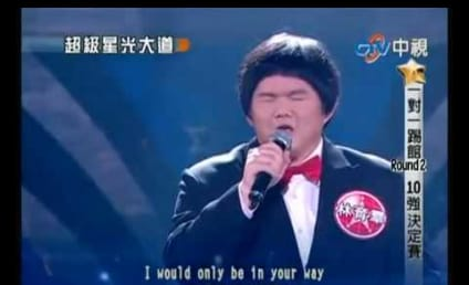 Lin Yu Chun: The Next Susan Boyle?