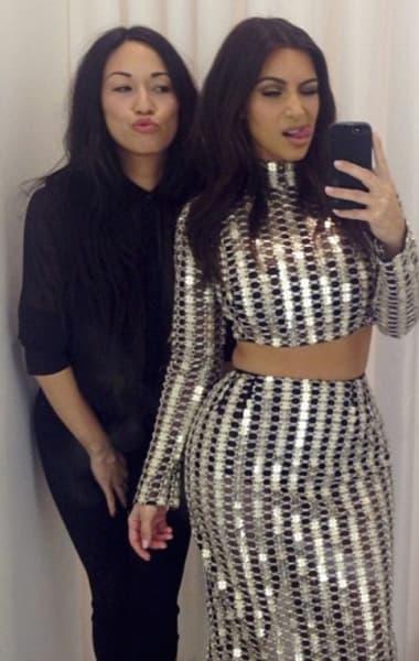 642f3c3a335 Kim Kardashian to Stephanie Shepherd  You re FIRED! - The Hollywood ...