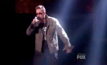 Chris Rene Covers Bob Marley, Ignores Theme on The X Factor