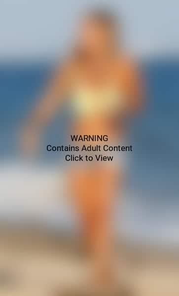 Ashley Tisdale Bikini Picture